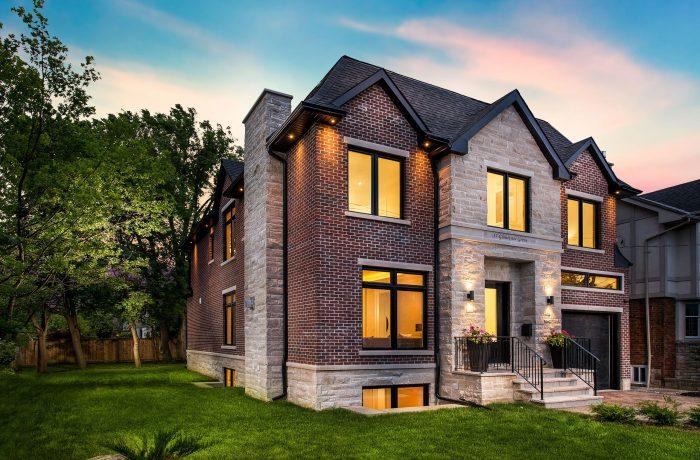Traditional Luxury Custom Home
